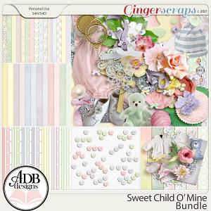 Sweet Child 'O Mine Bundle by ADB Designs