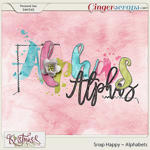 Snap Happy Alphabets