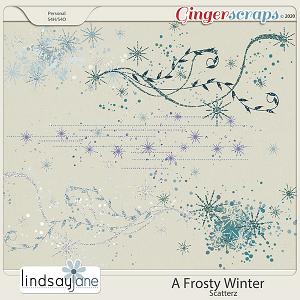 A Frosty Winter Scatterz by Lindsay Jane