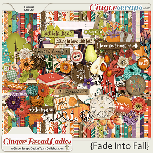 GingerBread Ladies Collab: Fade Into Fall