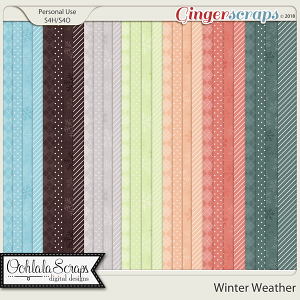 Winter Weather Pattern Papers