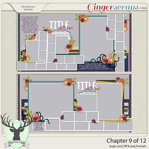 Chapter 9 of 12 by Dear Friends Designs