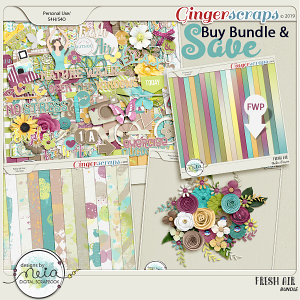 Fresh Air - Bundle - By Neia Scraps
