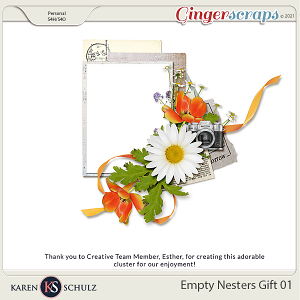 Empty Nesters Gift 01 by Karen Schulz