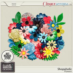 Shopaholic Flowers by Aimee Harrison and JB Studio