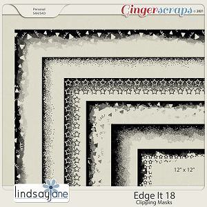 Edge It 18 by Lindsay Jane