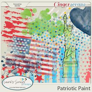 Patriotic Paint