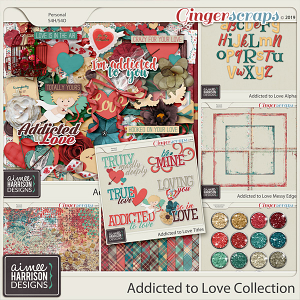 Addicted to Love Collection by Aimee Harrison