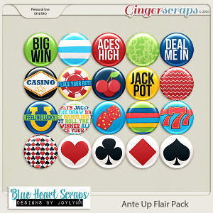 Ante Up Flair Pack