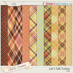 Let's Talk Turkey Plaids
