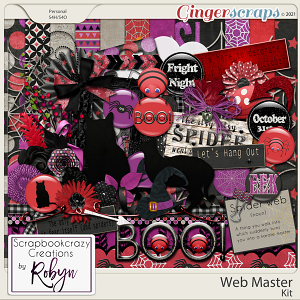 Web Master Kit by Scrapbookcrazy Creations