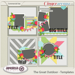 The Great Outdoors - Templates