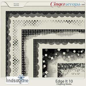 Edge It 10 by Lindsay Jane
