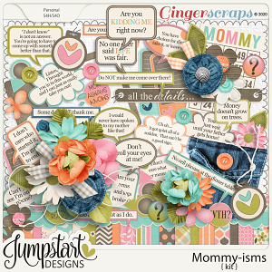 Mommy-isms {Kit} by Jumpstart Designs