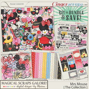 Mrs Mouse (collection)