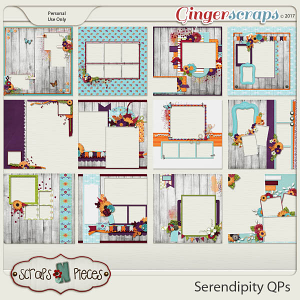 Serendipity Quick Pages