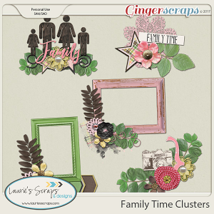 Family Time Clusters