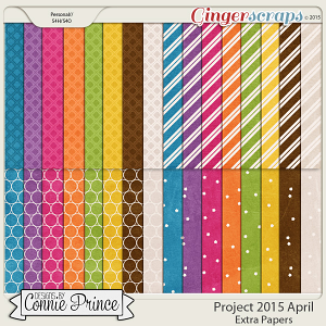 Project 2015 April - Extra Papers