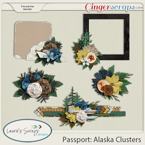 Passport Alaska Clusters