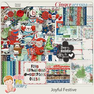 Joyful Festive Bundle