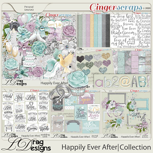 Happily Ever After: The Collection by LDragDesigns