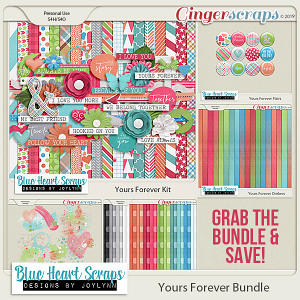Yours Forever Collection Bundle