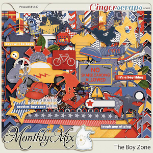 Monthly Mix: The Boy Zone