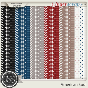 American Soul Pattern Papers
