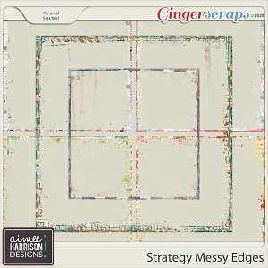 Strategy Messy Edges by Aimee Harrison