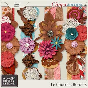 Le Chocolat Borders by Aimee Harrison
