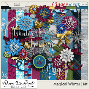 Magical Winter | Kit