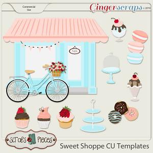 Sweet Shoppe CU by Scraps N Pieces