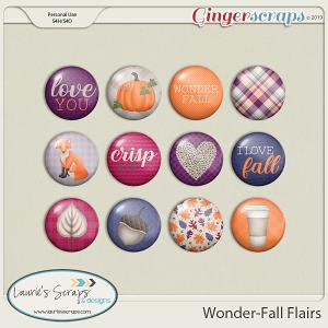 Wonder-Fall Flairs