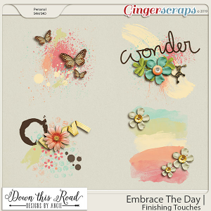 Embrace The Day | Finishing Touches