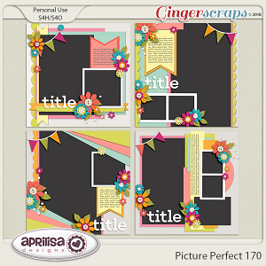 Picture Perfect 170 by Aprilisa Designs