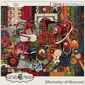 Memories of Moscow