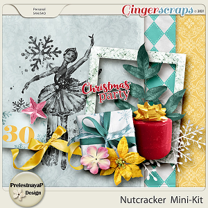 Nutcracker Mini-Kit