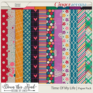 Time Of My Life | Paper Pack
