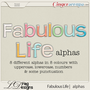 Fabulous Life: Alphas by LDragDesigns
