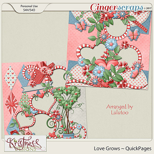 Love Grows QuickPages