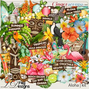 Aloha by LDragDesigns