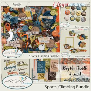 Sports: Climbing Bundle