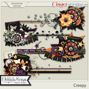 Creepy Cluster Stitches