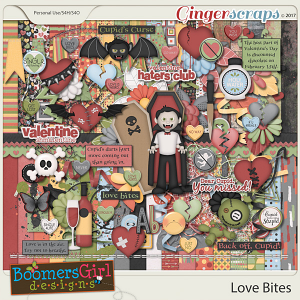 Love Bites by BoomersGirl Designs