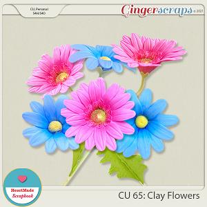 CU 65 - Flowers - New