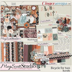 Bicycle for Two Bundle
