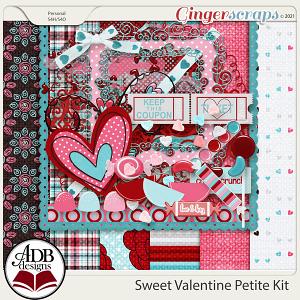 Sweet Valentine Petite Kit by ADB Designs