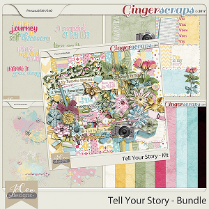Tell Your Story Bundle