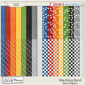 Marching Band - Extra Papers