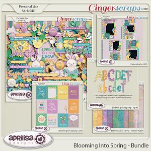 Blooming Into Spring - Bundle by Aprilisa Designs